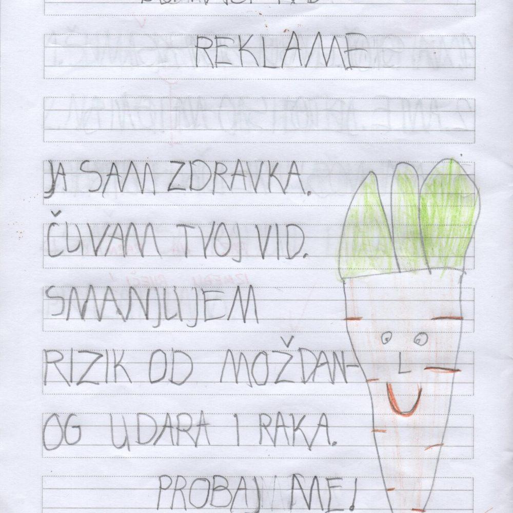 Reklama Josipa Antić
